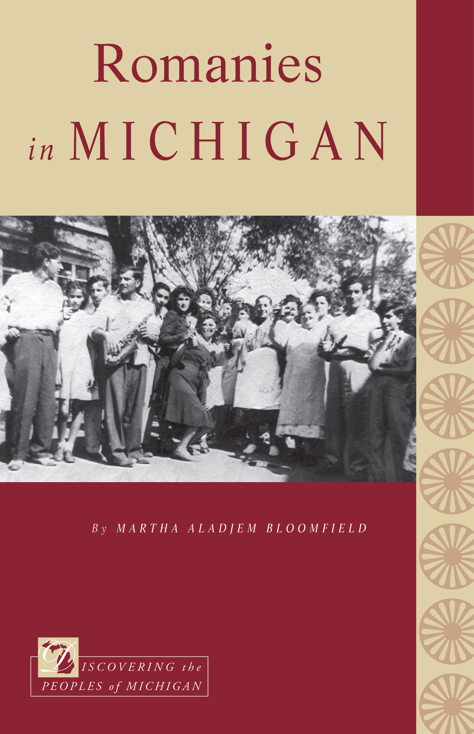 Romanies in Michigan cover