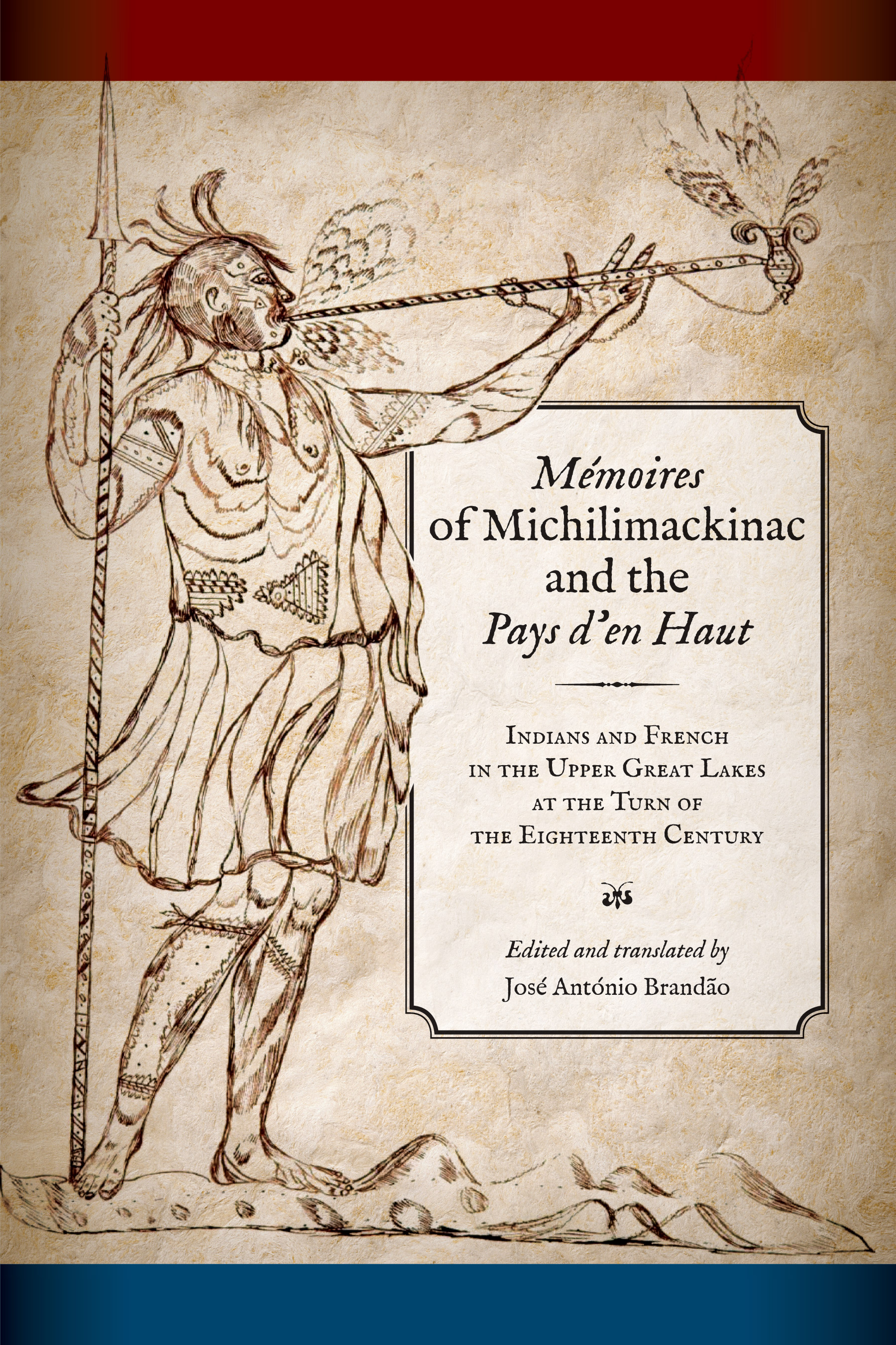 Mémoires of Michilimackinac and the Pays d'en Haut cover