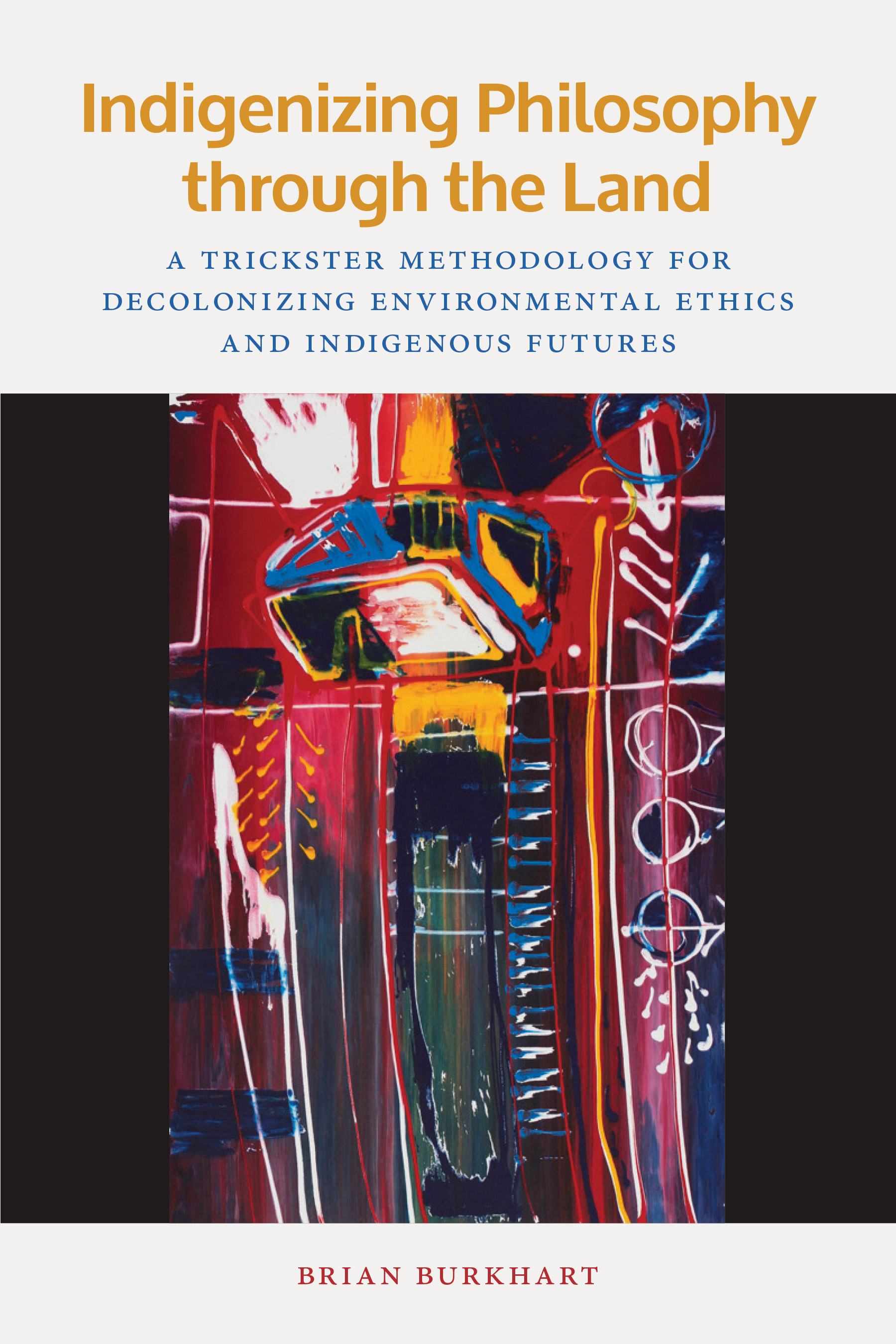 Indigenizing Philosophy through the Land cover