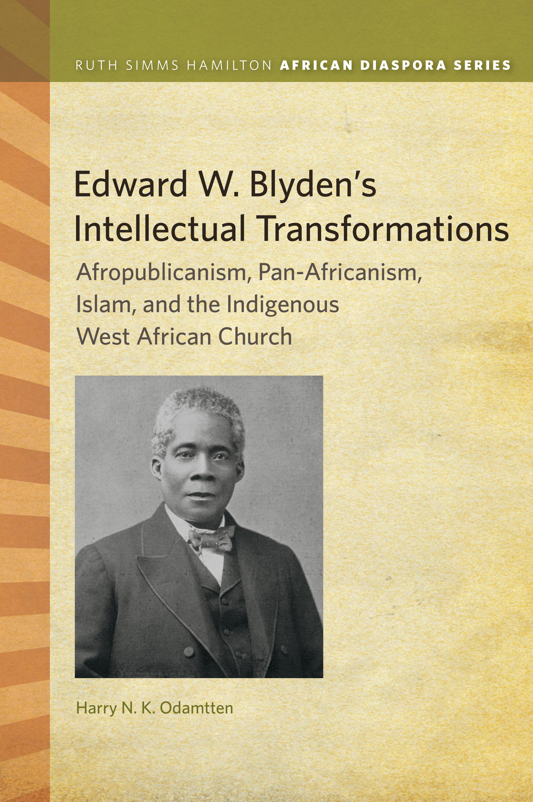 Edward W. Blyden's Intellectual Transformations cover