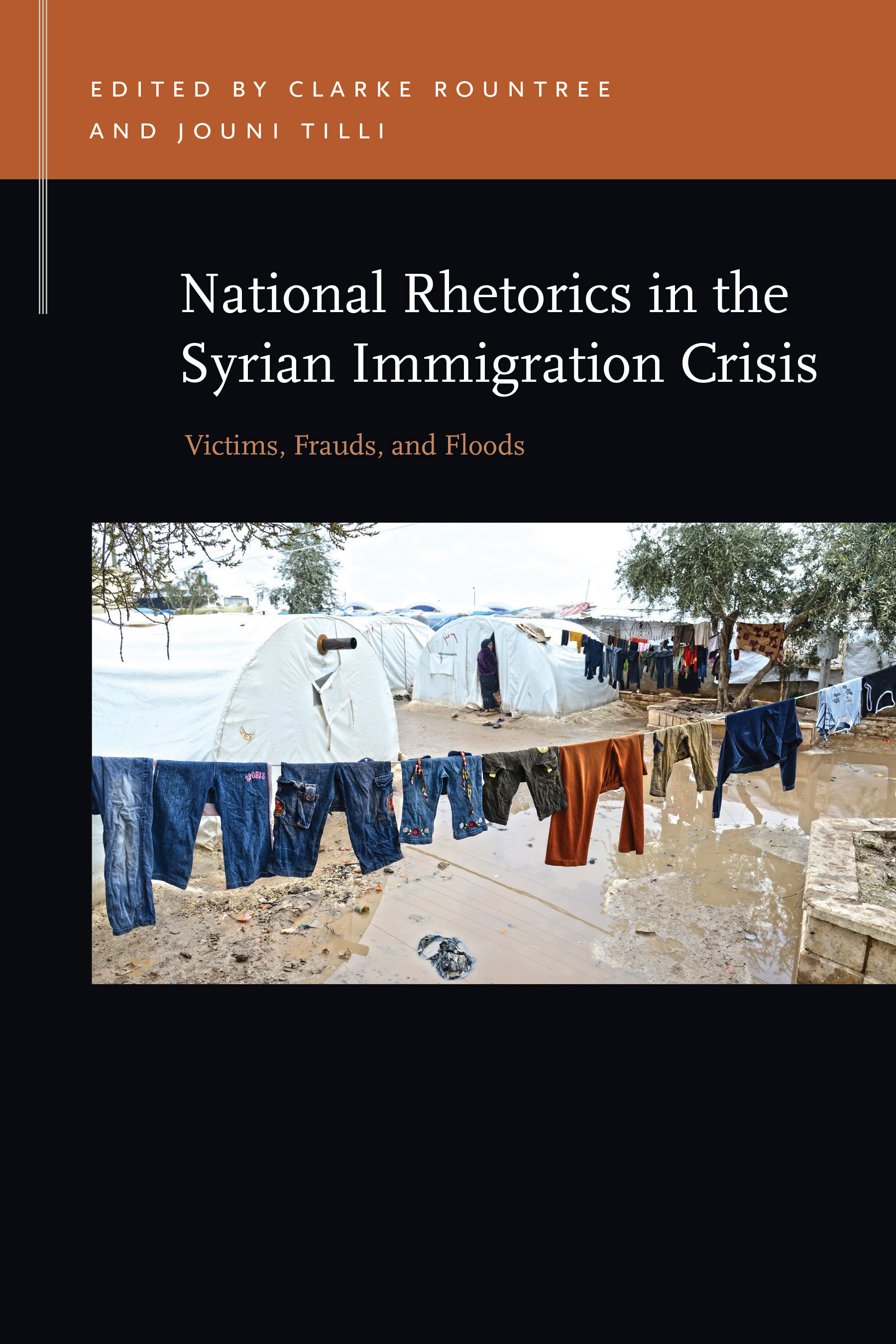 National Rhetorics in the Syrian Immigration Crisis cover