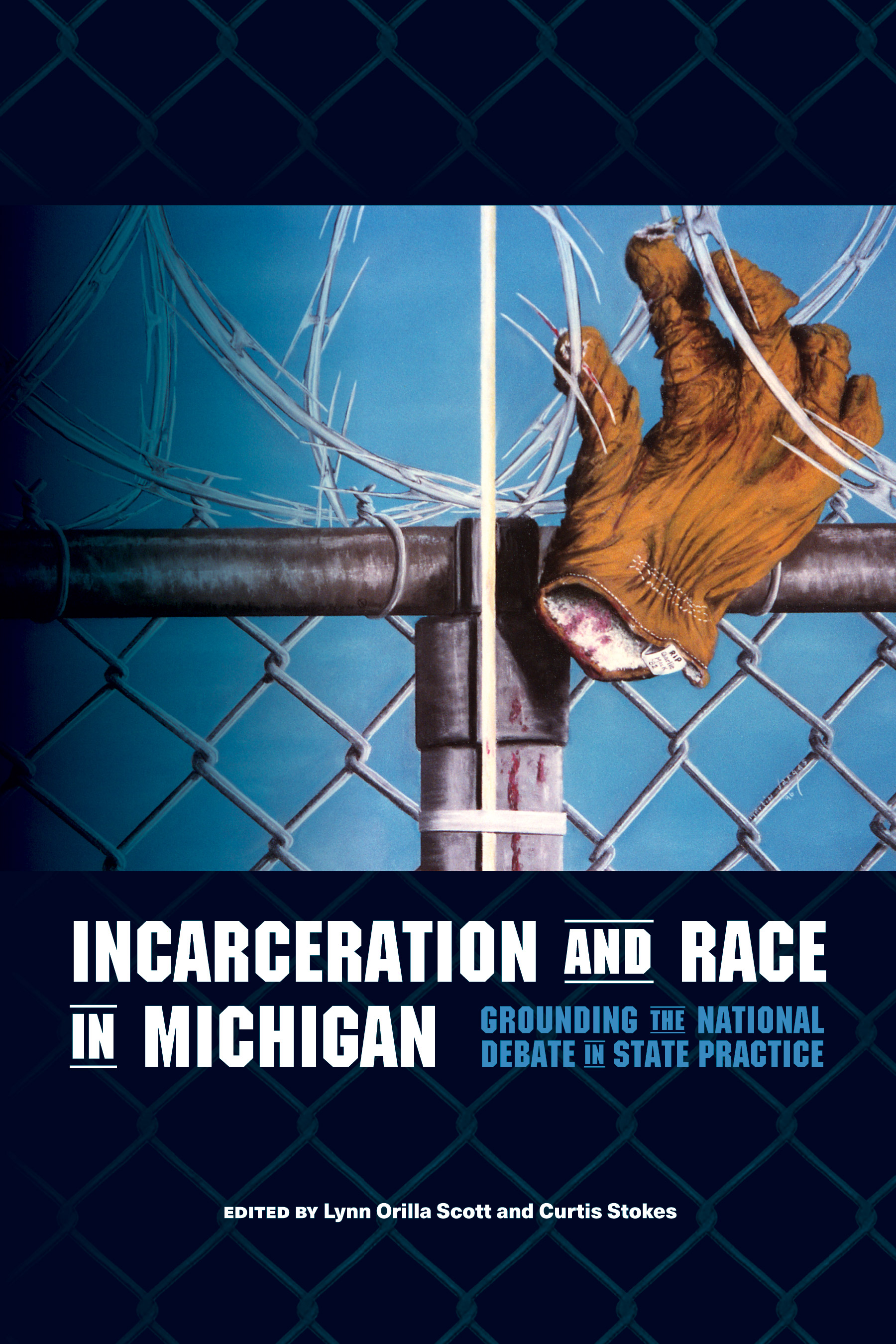 Incarceration and Race in Michigan cover