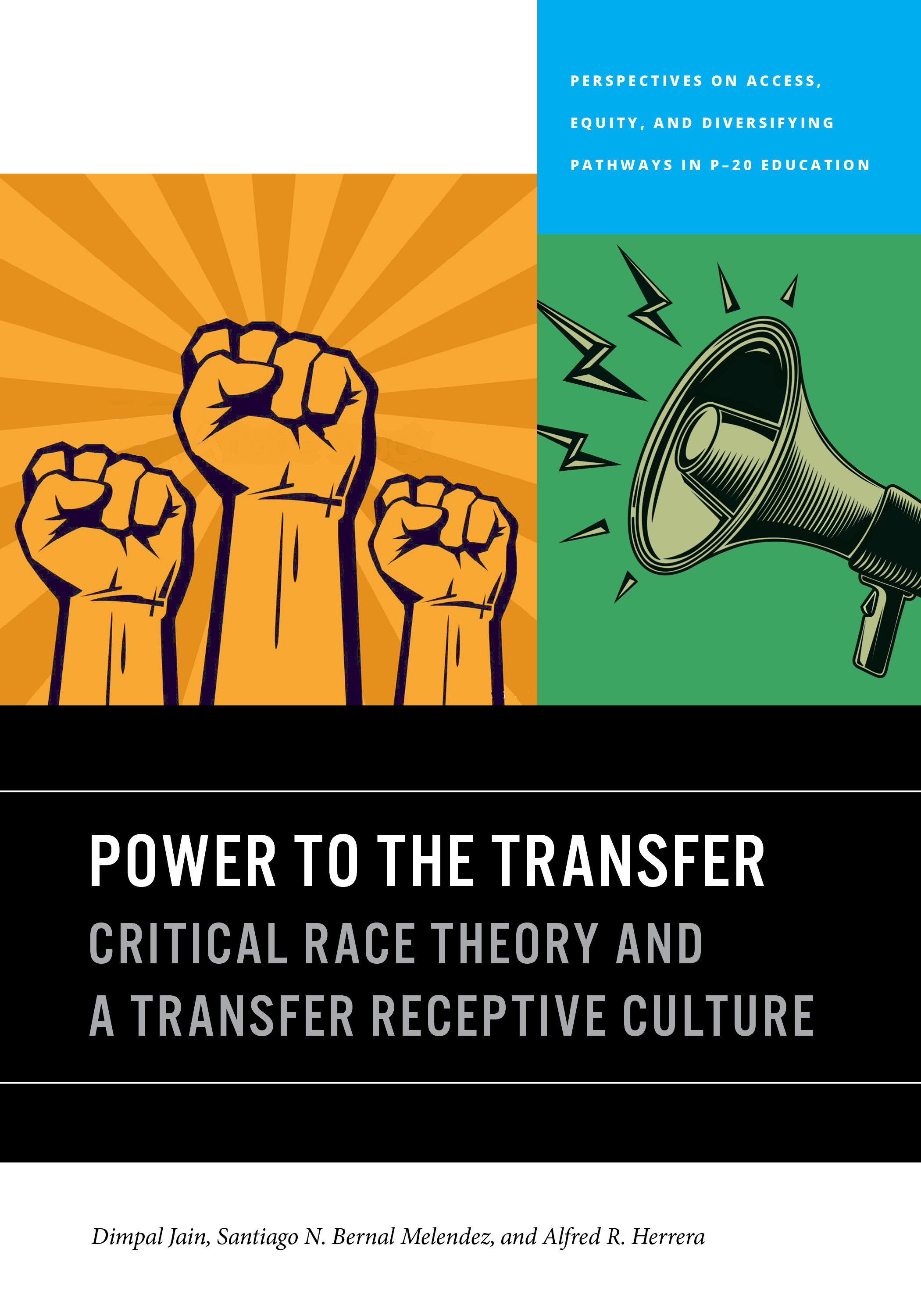 Power to the Transfer cover
