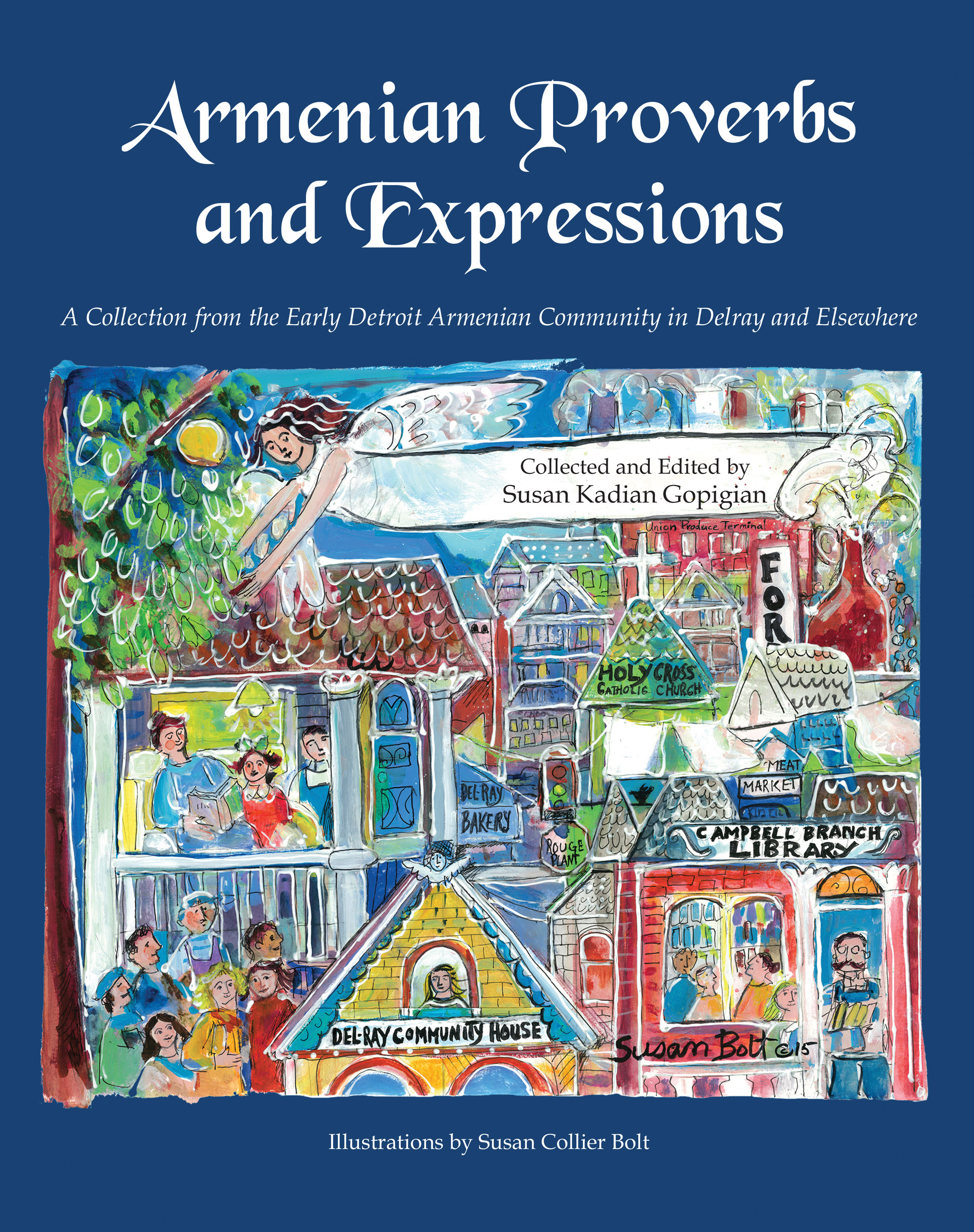 Armenian Proverbs and Expressions cover