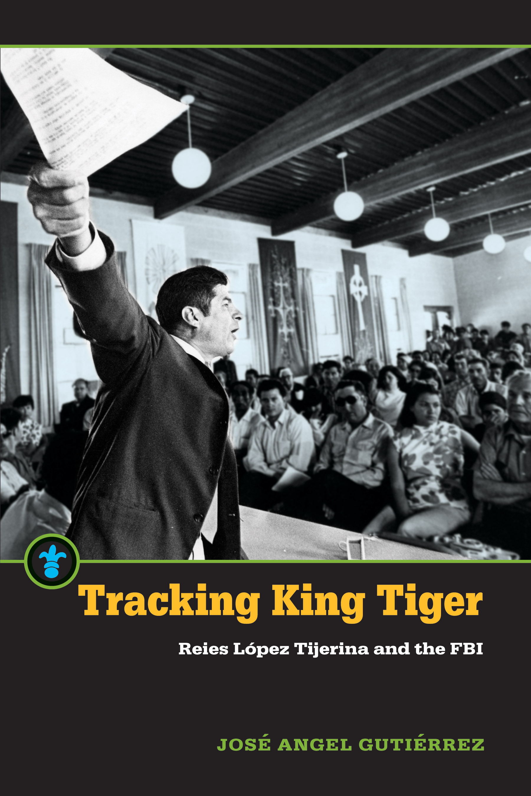 Tracking King Tiger cover