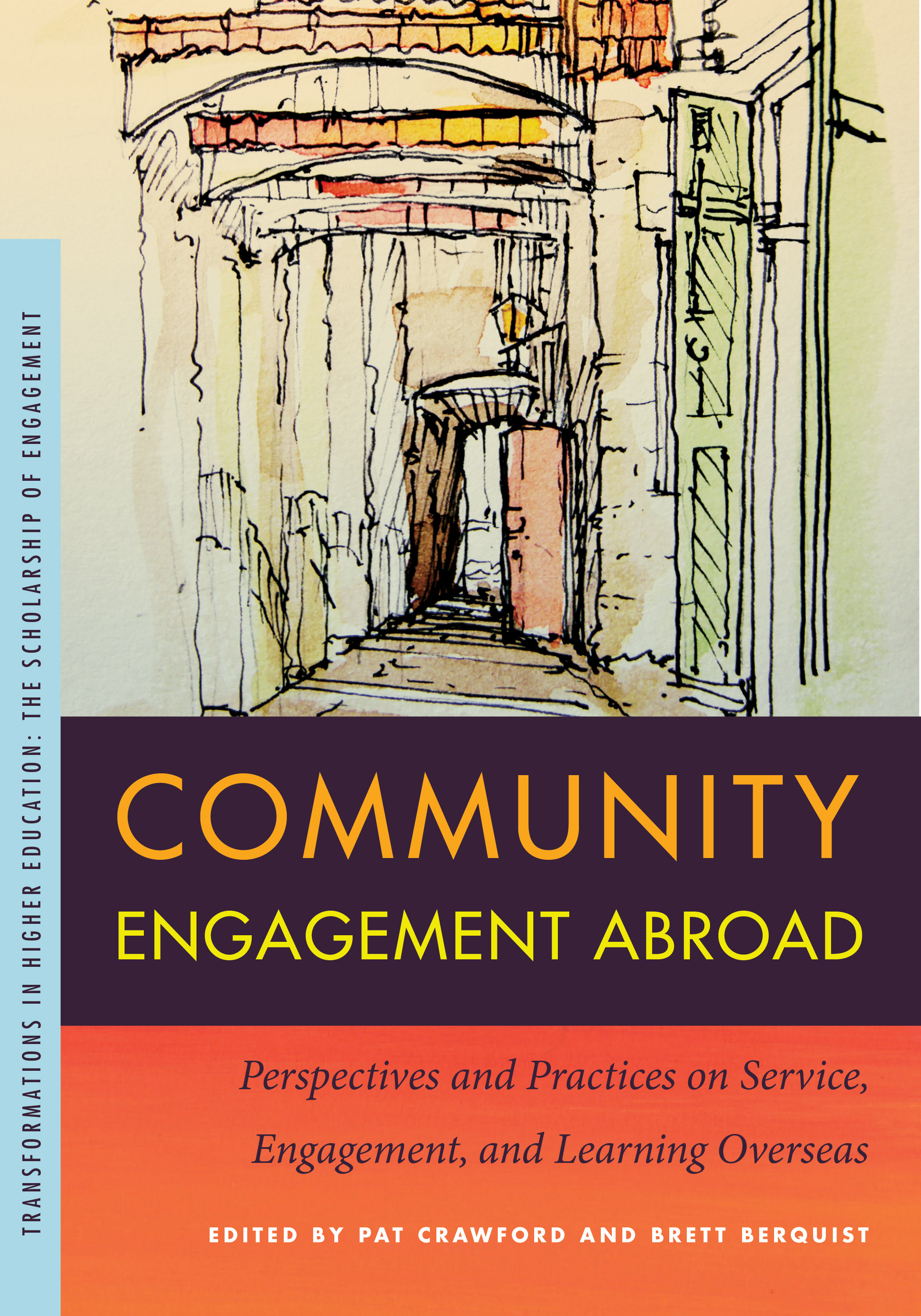 Community Engagement Abroad cover