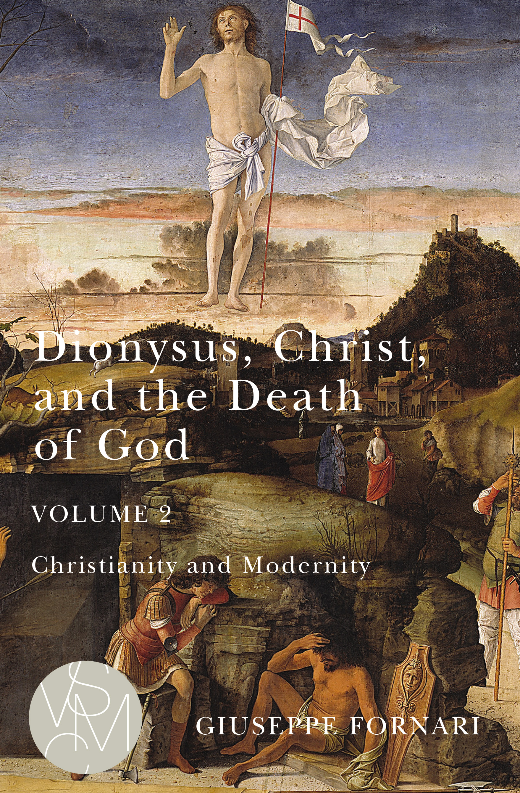 Dionysus, Christ, and the Death of God cover