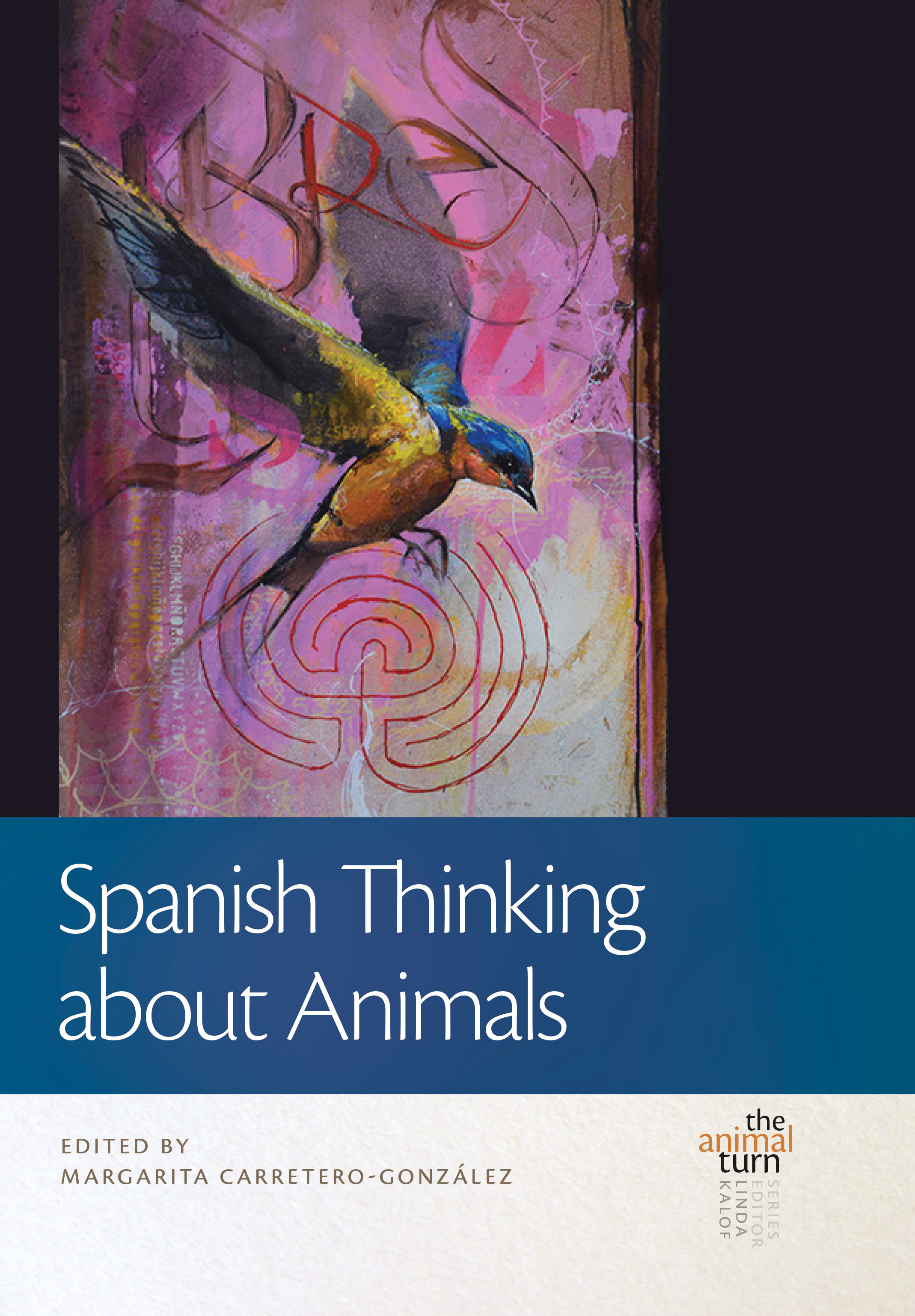 Spanish Thinking about Animals cover