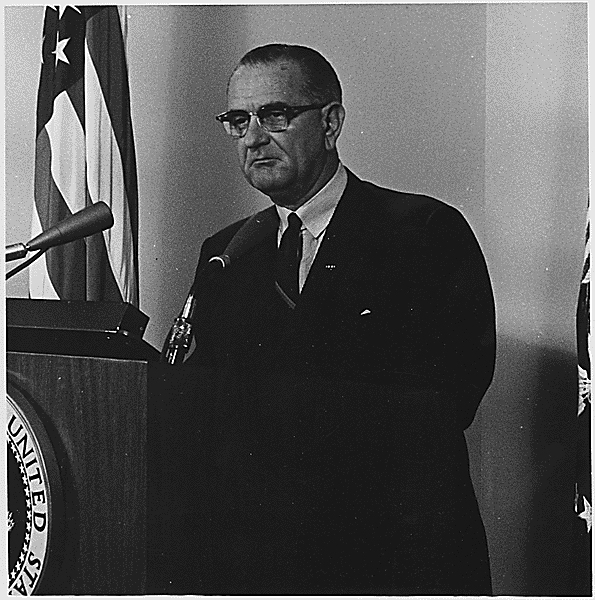how significant was lyndon b johnson The passage of power follows lyndon johnson through both the most frustrating and most triumphant period of his career—1958 to 1964 an unparalleled account of the battle between johnson and john kennedy for the 1960 presidential nomination, of the machinations behind kennedy's decision to offer.