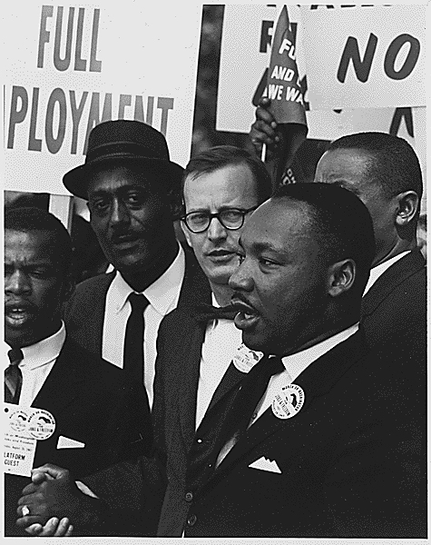 1963 Civil Rights March on Washington, D.C.